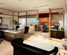 Escritório - Buena Vista Premium Office